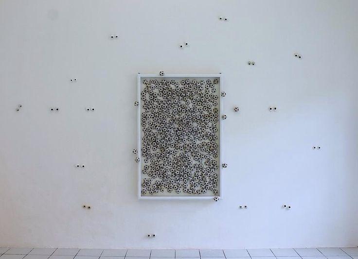 Pierre Poggi Artist Exhibition Ca' V'avite Perso! Federico Bianchi Contemporary Art Milano Italy