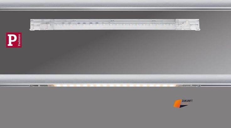PAULMANN U-RAIL LED SPOT INLINE 1x2W 230V CHROM MATT ART:95129 NEUE LED TECHNIK