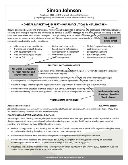 27 Best In Need Of Resume Examples Images On Pinterest | Resume