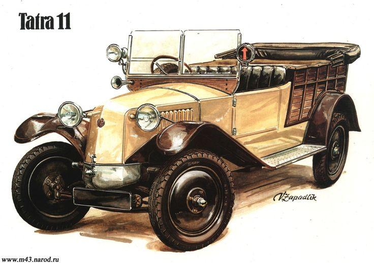 Ретро автомобили. Vintage cars.