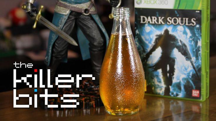 Dark Souls cocktail - Estus Flask