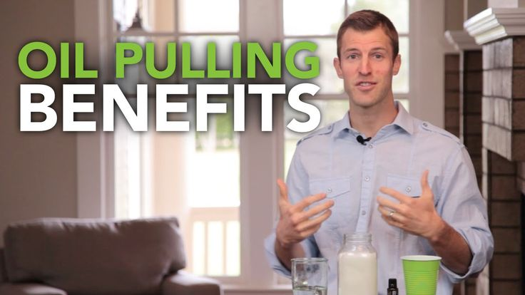 How to do Oil Pulling - Video Demonstration