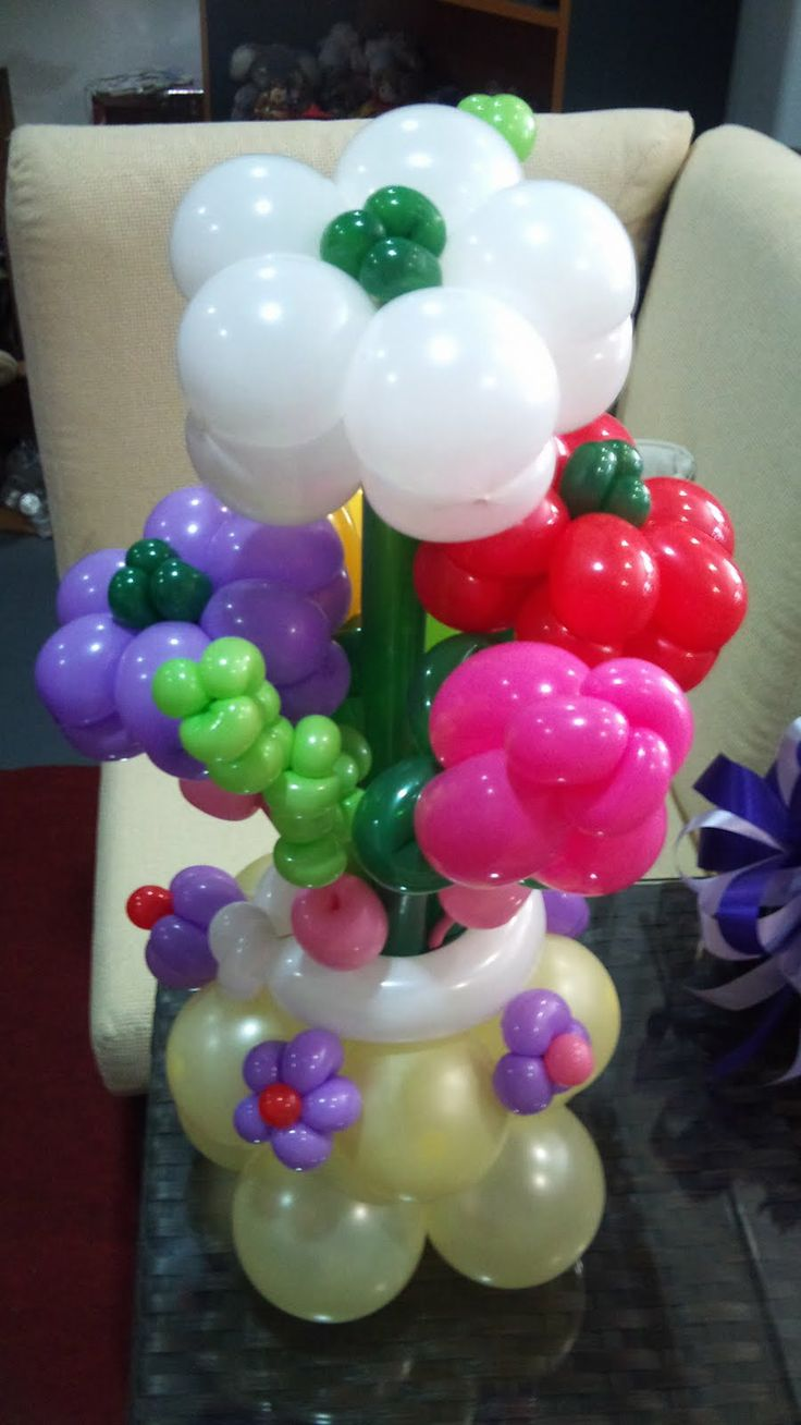 Bowling pin balloons - Find This Pin And More On Balloon Bouquets And Special Deliveries