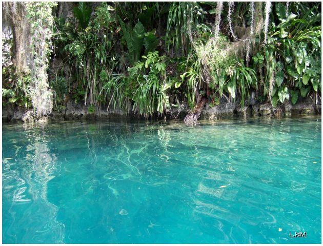 Laguna Miramar, Mexico