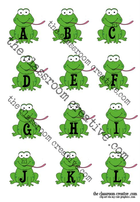 204 best file folder games images on pinterest file folder games freebie printable frogs with flies file folder gameliteracy center to teach upper and lowercase matching for and fandeluxe Gallery
