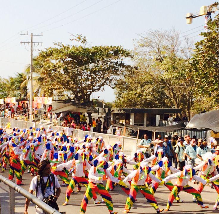 Marimondas de barrio abajo / carnaval de barranquilla