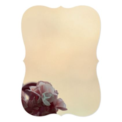 #Begonia Wedding Invitation 334 - #wedding gifts #marriage love couples