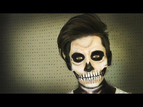 maquillaje para halloween...por: Soy Georgio