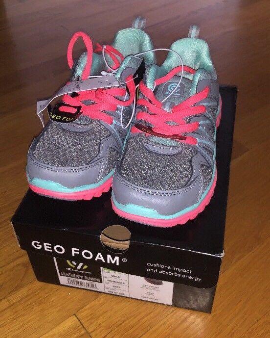 b4da2312709 Champion Geo Foam Premeire 5 Grey Girls Sneakers - Size 1 NEW  fashion   clothing  shoes  accessories  kidsclothingshoesaccs  girlsshoes (ebay link)