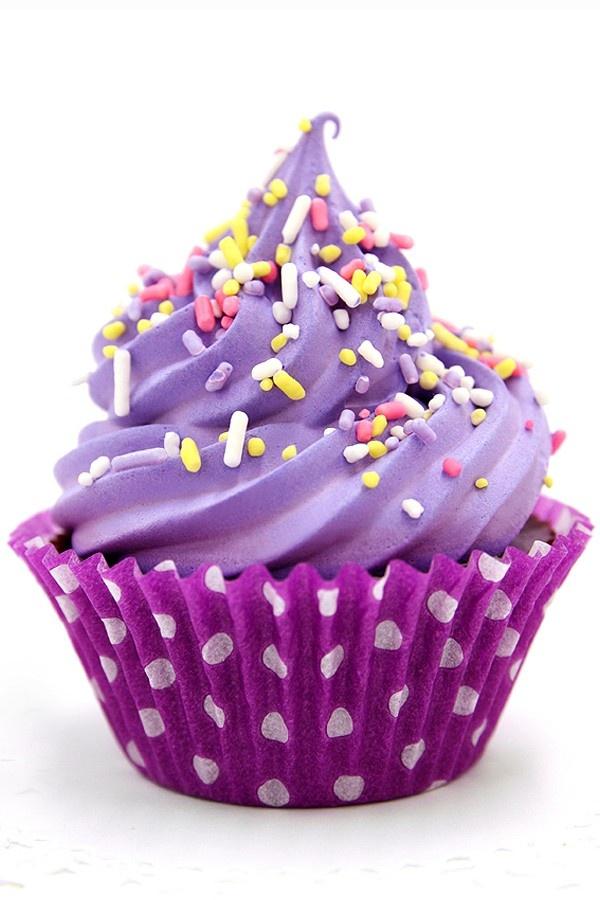 Mojo Spa's Lavender Chocolate Cupcake Soap! | Bath Bliss ...