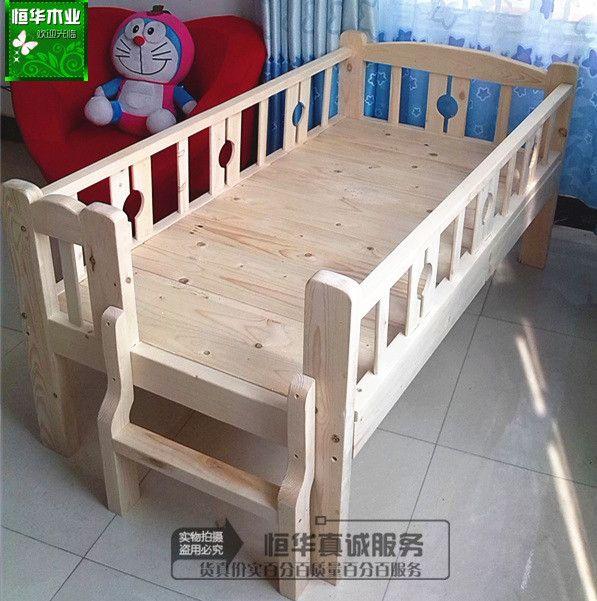 Cama cuna para ni os buscar con google madera - Hacer una cama de madera ...