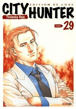 Découvrez City Hunter, tome 29, de Tsukasa  Hojo sur Booknode, la communauté du…