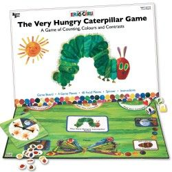 The Very Hungry Caterpillar - Board Game Shop Online - iQToys.co.nz
