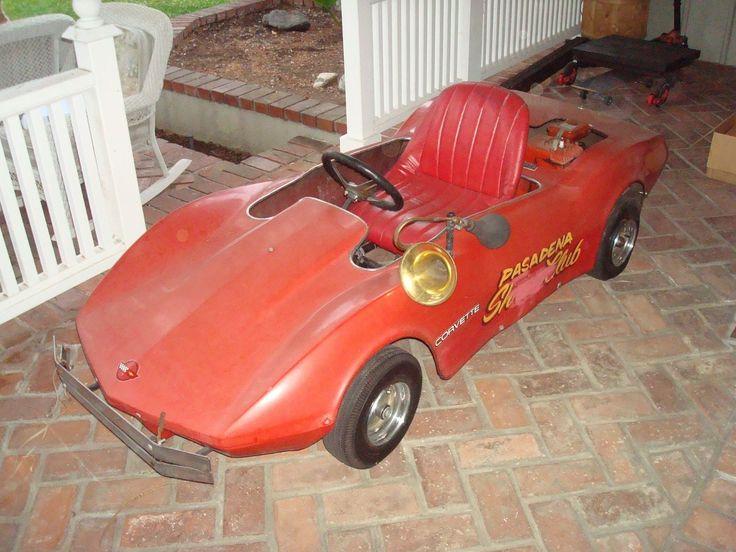 Vintage Go Karts For Sale