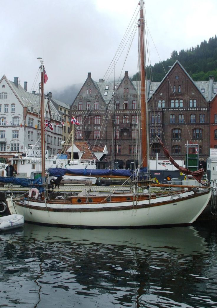 Bergen, Norway...heading here today...very excited to see.