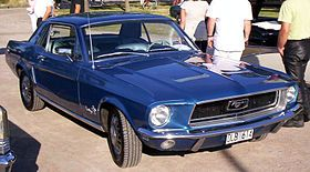 http://en.wikipedia.org/wiki/Ford_Mustang_(first_generation)