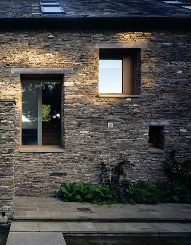 Exterior Detail, Rowden - McLEAN QUINLAN ARCHITECTS - Photographer Peter Cook