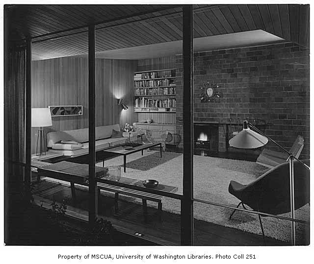 855 Best Mid Century Interiors Images On Pinterest