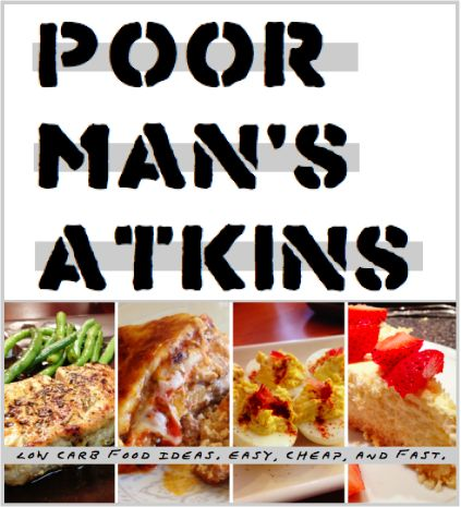 Poor Man's Atkins:  Top 10 LC Fast Food Options