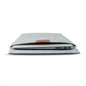 """Купить Чехол из войлока FreeFelt Light Grey для MacBook Air 13"""""""