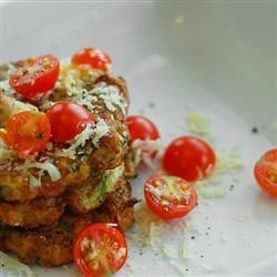 Zucchini Patties Allrecipes.com