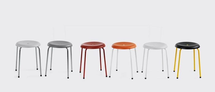 Taburett stool, designer Edvin Ståhl | Lammhults