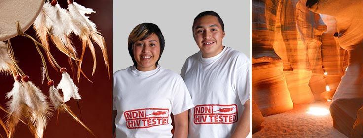 The Indian Health Service provides HIV care to members of  federally recognized Tribes and Alaska Natives. Learn more about IHS.