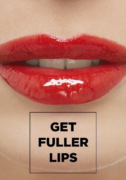 If you have small lips but can't stand the idea (or cost!) of Botox, this collection of tutorials will give you the fuller look you want!