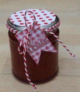 Des étiquettes pour vos cadeaux gourmands ...