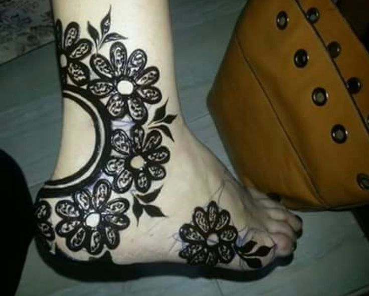 حنة سودانية - Sudanese Henna