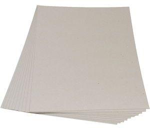 Graupappe, 10 Platten (400 x 500 mm)