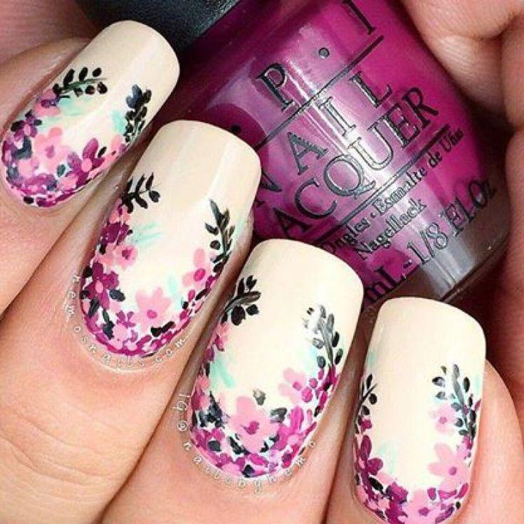 2441 best Tips&Toes images on Pinterest | Fingernail designs, Nail ...