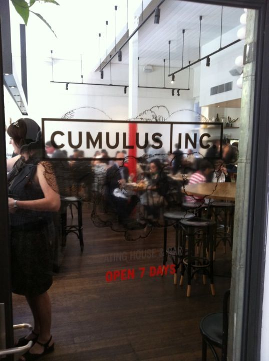 Cumulus Inc. in Melbourne, VIC
