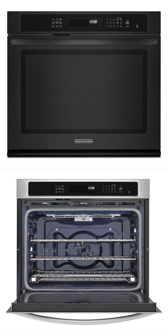 Wall Ovens 71318: Kitchenaid Kebs179bbl 27-Inch Convection Single Wall Oven, Architect® Series Ii -> BUY IT NOW ONLY: $1099 on eBay!