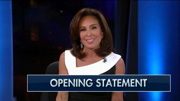 Judge Jeanine Pirro warned establishment Senate Republicans that the American people are gunning to replace them in 2018 with more populist candidates.