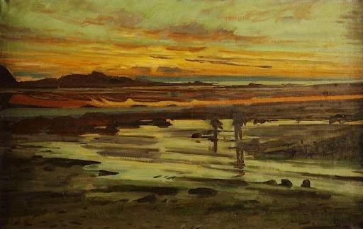 Ole Juul (1852-1927): Kustvy
