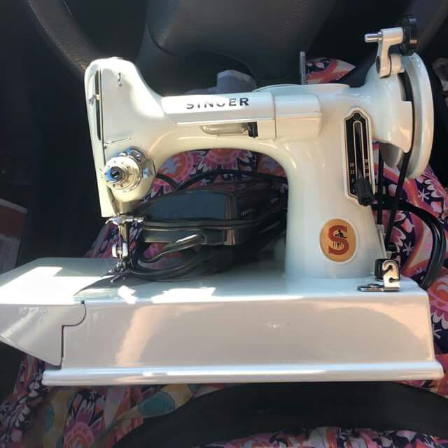 dating singer featherweight You searched for: singer featherweight etsy is the home to thousands of handmade, vintage, and one-of-a-kind products and gifts related to your search no matter what you're looking for or.