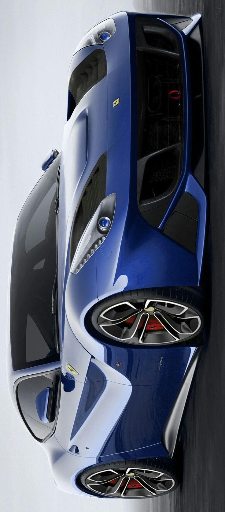 Ferrari F12 GTO by Levon