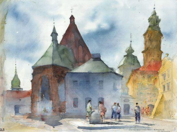 """Warsaw"", 2007 (42x56cm)"