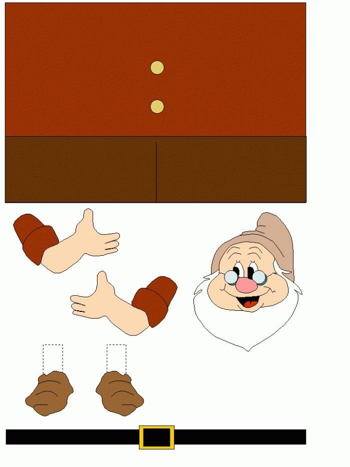 wc rol Doc (7 dwergen)