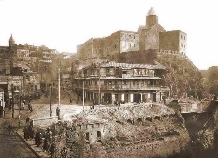 Старые фото и тексты о городе Тбилиси | Старые фото ...