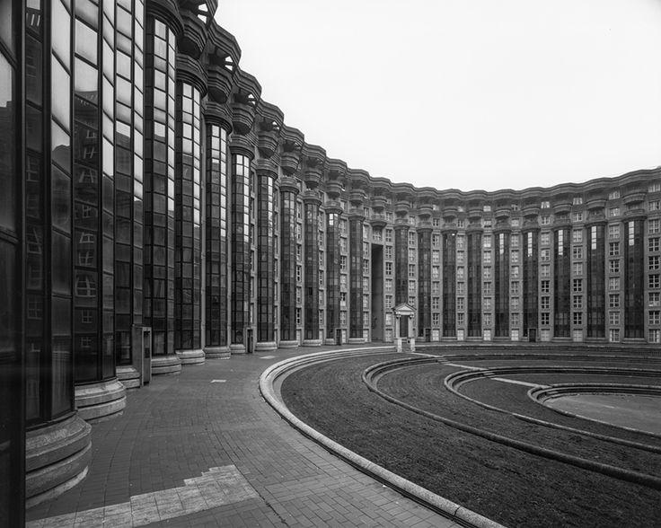 Les Espaces d'Abraxas, Noisy-Le-Grand, Ricardo Bofill