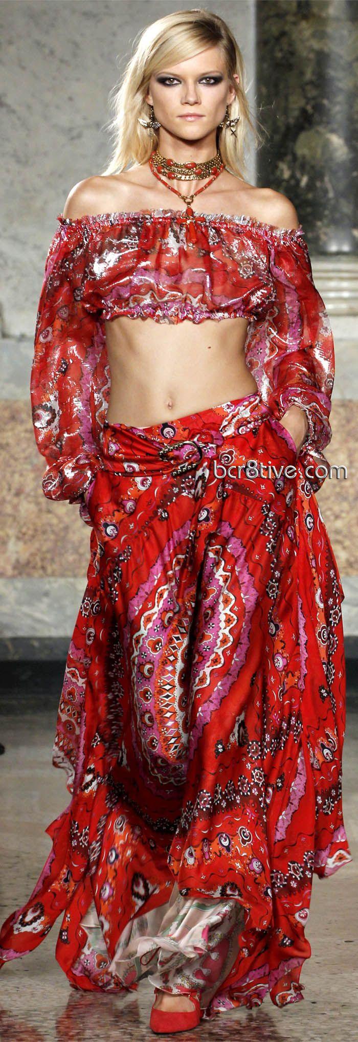 Emilio Pucci Spring Summer 2012 Ready to Wear