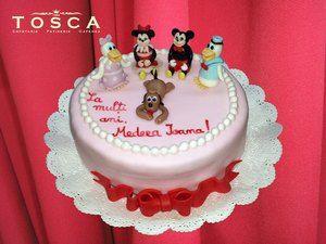 Tort tematic - Personaje Disney