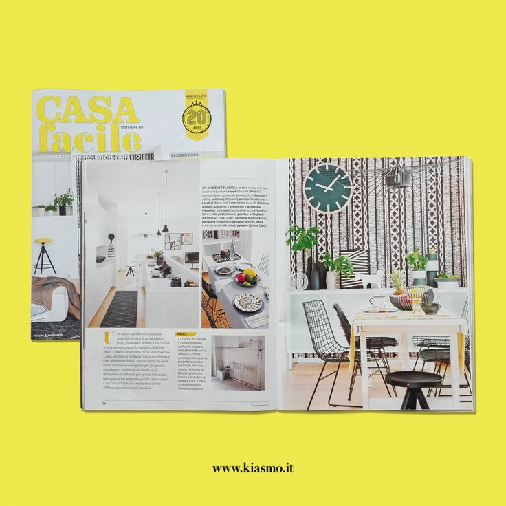 Kiasmo on @Casafacile l Thanks Vanessa Pisk l #Kiasmo #art #design #designer #vincenzodalba #collection #vases #tiles #dish #casafacile #handmade #fashion #madeinitaly #magazine #homedecor #interiordesign #accessoires #furniture #homes #travelling #newstyle #styling #decoration #deco #trends #ceramics #designguide #milano #casafacilestyle