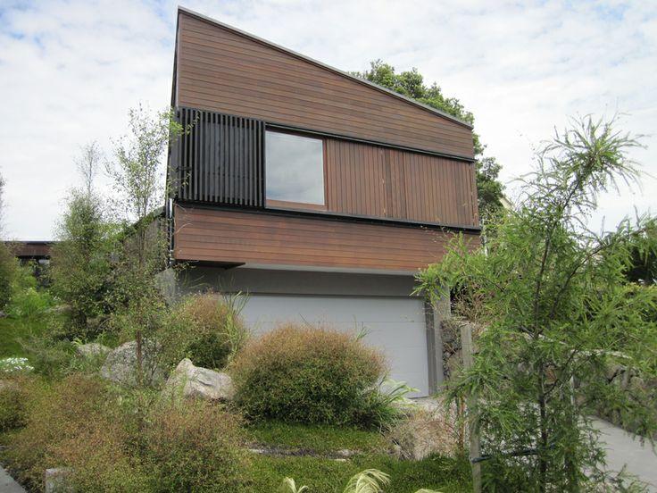 S House designed by Glamuzina Paterson Architects