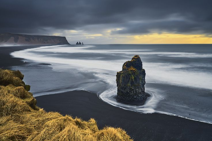 Vik Iceland by Etienne Ruff