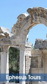 Turkey Tours from Istanbul, Ephesus, Pamukkale, Pergamum and Gallipoli Tours, www.allistanbultours.com