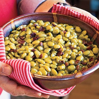 Home-Style Butterbeans Recipe < Classic Southern Comfort Food: Classic Side Dish Recipes - Southern Living