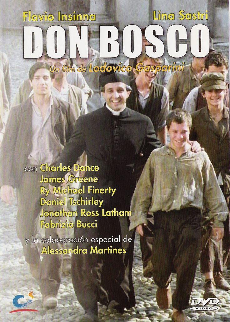 """Don Bosco (1988) Drama Don Bosco"""" es una película sobre la vida de los jóvenes, basada en el guión cinematográfico de Ennio de Concini y dirigido por Leandro Castellani, que cuenta con la actuación de Ben Gazzara como Don Bosco. Presenta la vida del santo y el trabajo que realizó desde sacerdote para lograr la salvación de los jóvenes. Una producción bien realizada."""